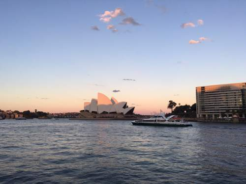 Perfect Weekend In Sydney | A view of the Sydney Opera house