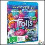 Meditate With DreamWorks Trolls and Bring The Party Home