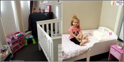 toddler bedroom makeover
