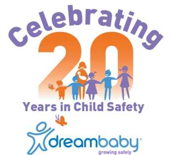 Dreambaby 20 years in child safety