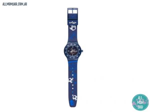 smiggle league watch