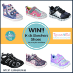 Kids Skechers Light Up Shoes Review + Giveaway