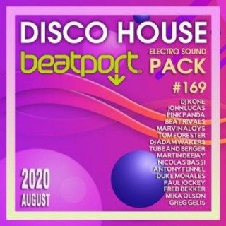 Beatport Disco House: Electro Sound Pack #169       Disco, Funky House, Nu Disco