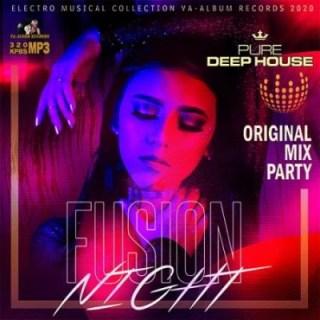 Night Fusion: Pure Deep House (2020)