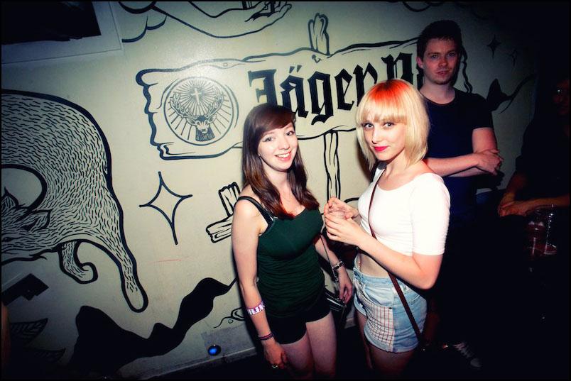 Cathouse Rock Club Glasgow - 20-07-13 (9)