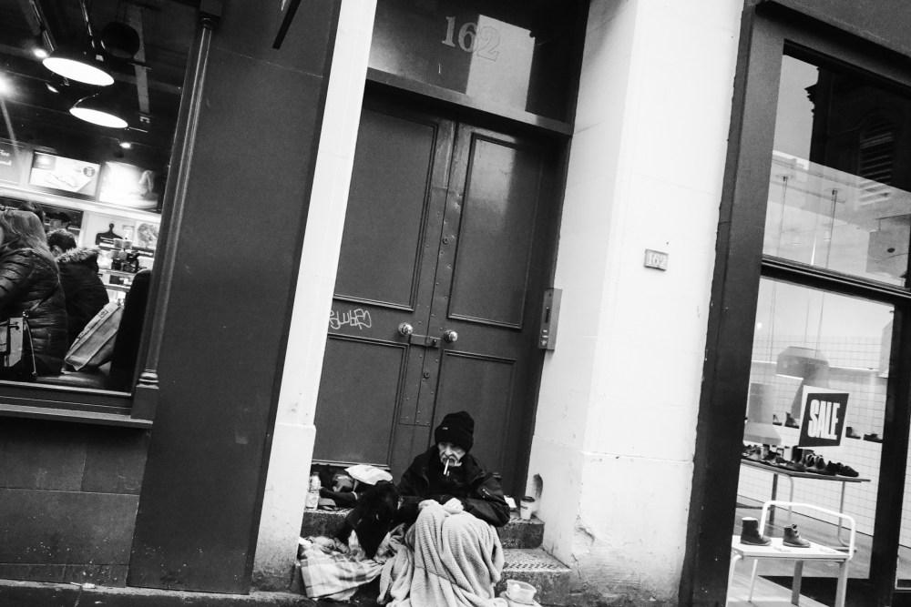 Glasgow - Homeless
