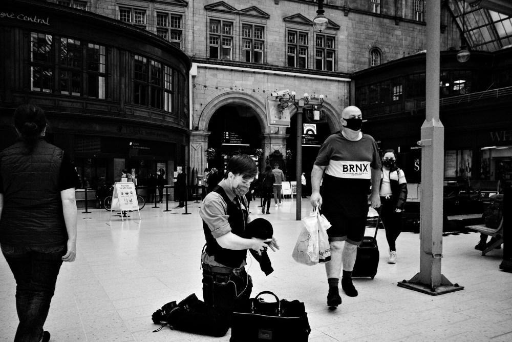 Glasgow street photographer