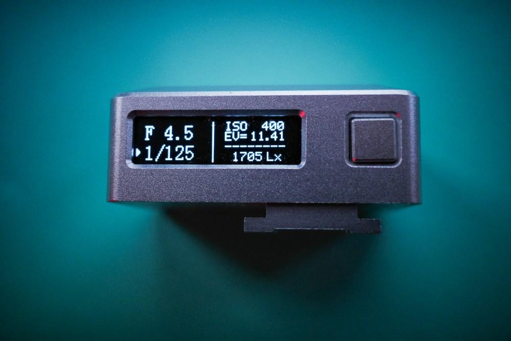 Keks EM-01 light meter