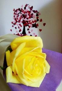 10th Monthsary Flower