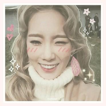 Fan Edit of a Shy Taeng by fellow sone on instagram #1
