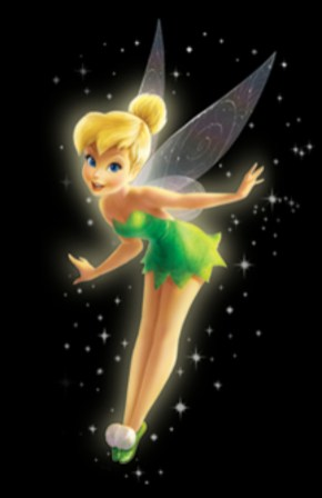 tinkerbell reference photo