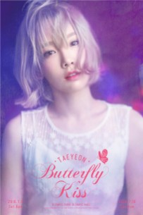 Taeyeon_butterfly_kiss