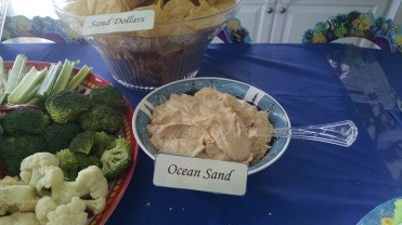 Ocean sand (hummus)