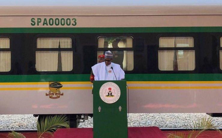 Buhari speak