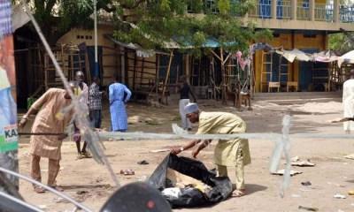 Boko Haram bomb set