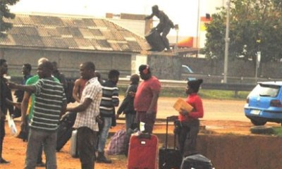 Nigerians Deported Returnees