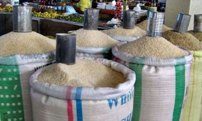 Rice Sold Market