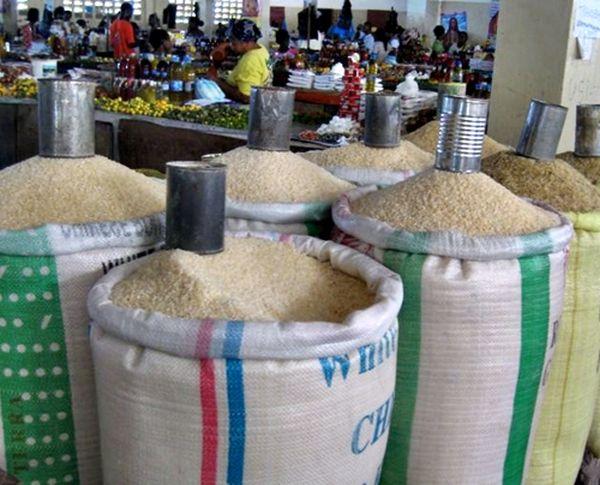 Rice Sold Market