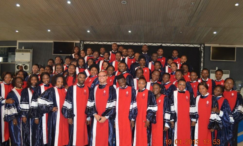 Music] Salvation Ministries Choir - Chioma Me Eh(Good God