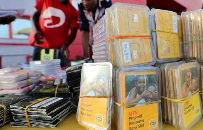 Registered Nigeria Sim Cards