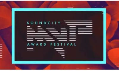 Soundcity MVP Award Logo