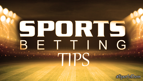 Sports Betting Tips - SportzDom