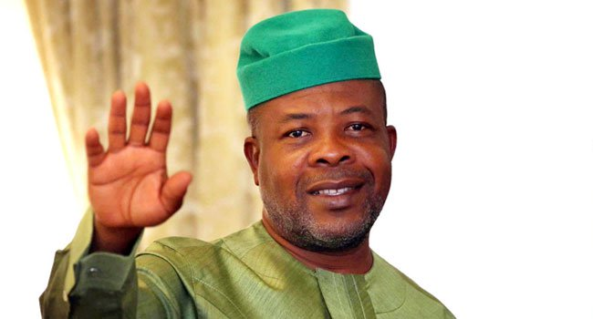 Imo: What Emeka Ihedioha Said After Court Removed Him As Governor