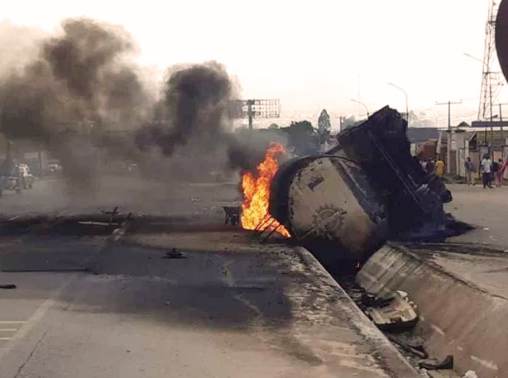 Onitsha Fire Tanker Explosion