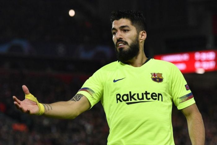 Barcelona's Luis Suarez Set To Undergo Another Knee Surgery After Atletico Clash