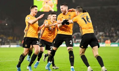 Wolves Manchester City