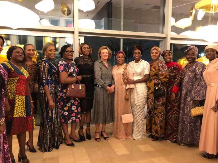 Dolapo Osinbajo Women Marginalization