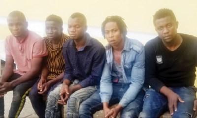 Abuja Bank Robbery Gang