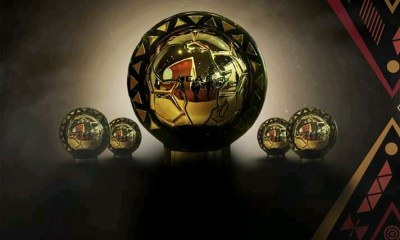 CAF Award 2019 Ball