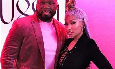 50 Cent and Nicki Minaj