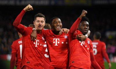 Bayern Munich Chelsea UCL