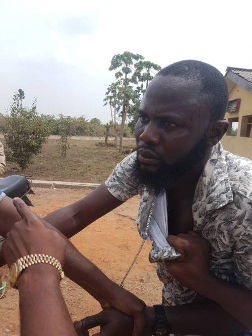 Policeman of SARS who killed Kaka