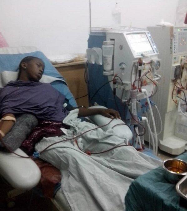 Fatimo Yinus - kidney patient