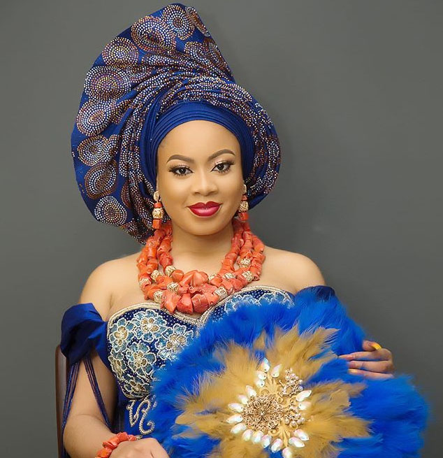 Nina Ivy Onyenobi Wedding Photo
