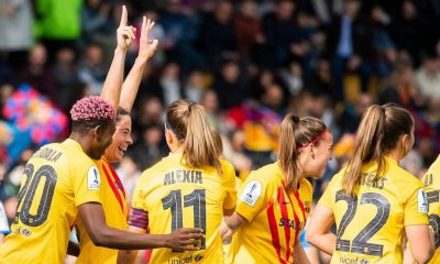 Barcelona Women Super Cup Final