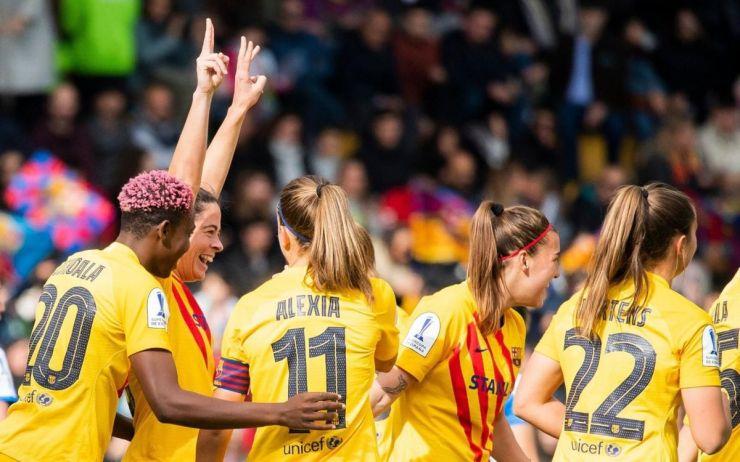 Barcelona Women Super Cup Final
