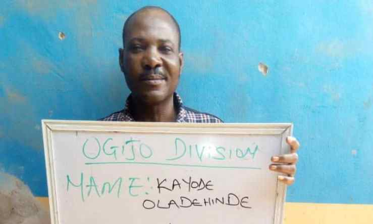 Kayode Oladeinde impregnated daughter