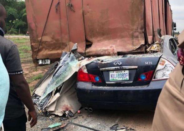 Ifeanyi George Enugu Rangers Motor Accident