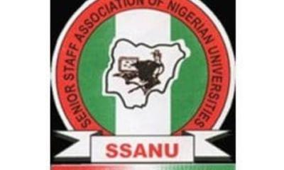 SSANU Logo