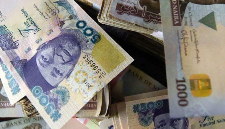 Naira Nigerian Money