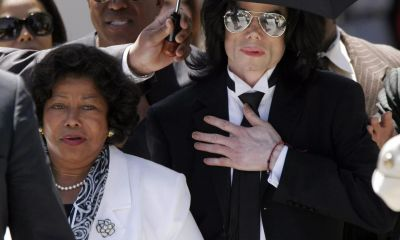 Michael Jackson & Mother