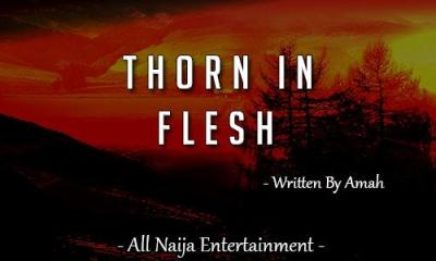 THORN IN FLESH