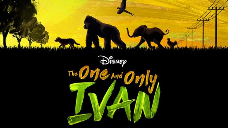 The One and Only Ivan (film) 2020