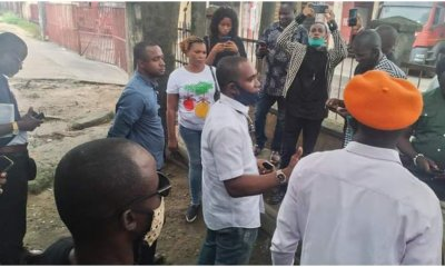 Police stops Revolution Now protesters in Rivers
