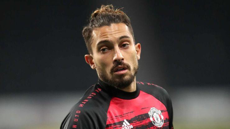 Man United's Alex Telles tests positive for coronavirus