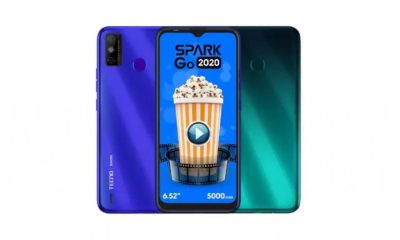 Tecno Spark Go 2020 Full Specifications & Price in Nigeria